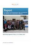 Les impacts environnementaux liés à la production des déchets de la restauration collective