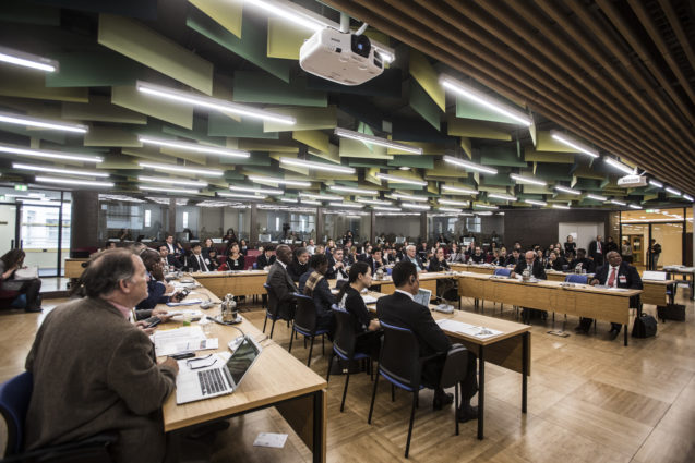 13 October 2016, Rome Italy - Milan Urban Food Policy Pact Workshop, FAO headquarters (Iraq Room).